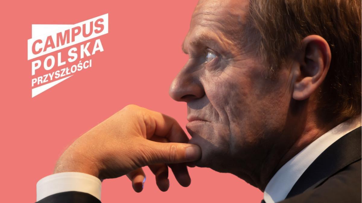 Czy Tusk buduje ruch Trzaskowskiego bez Trzaskowskiego?